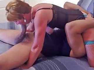 Home Made Interracial Porn Clip With Me Getting Boned